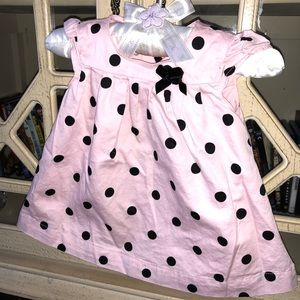LITTLE ME & CARTERS size 3 mo dresses
